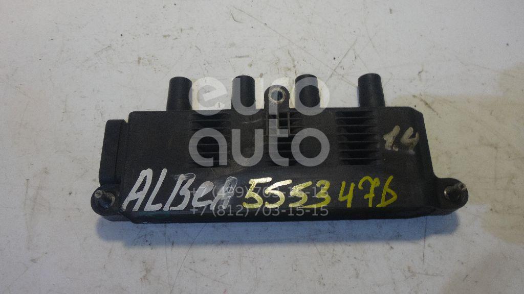 Катушка зажигания для Fiat Albea 2003>;Punto/Grande Punto 199 2005>;Doblo 2005>;500 2008> - Фото №1