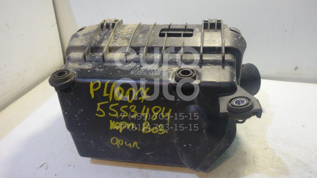 Корпус воздушного фильтра для Peugeot 4007 2008-2013 - Фото №1
