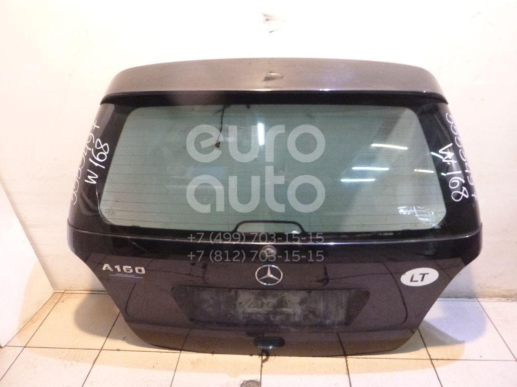 Дверь багажника со стеклом для Mercedes Benz A140/160 W168 1997-2004 - Фото №1