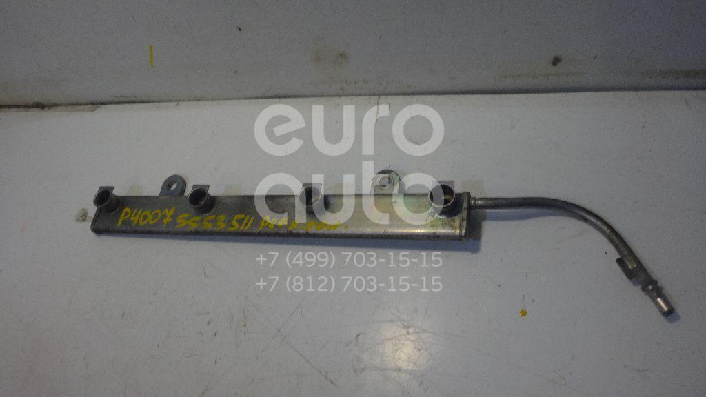 Рейка топливная (рампа) для Peugeot,Citroen 4007 2008-2013;C-Crosser 2008-2013 - Фото №1