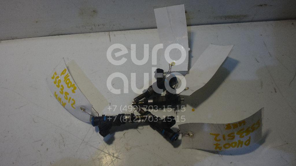 Форсунка инжекторная электрическая для Peugeot,Citroen 4007 2008-2013;C-Crosser 2008-2013 - Фото №1