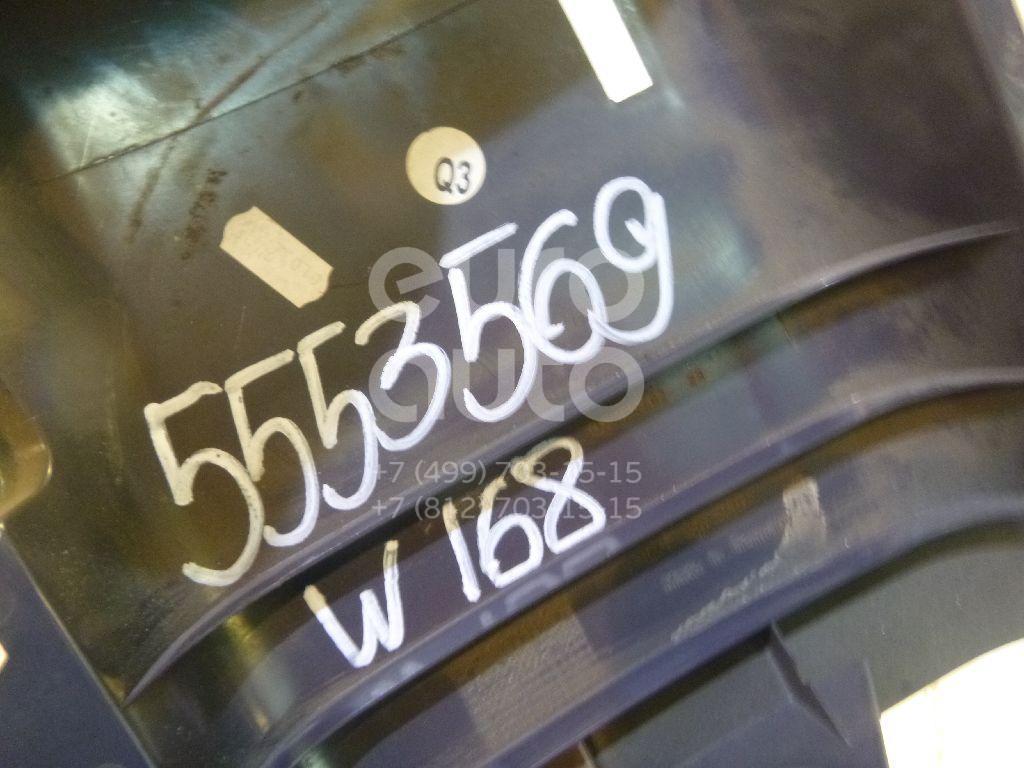 Кожух рулевой колонки нижний для Mercedes Benz A140/160 W168 1997-2004 - Фото №1
