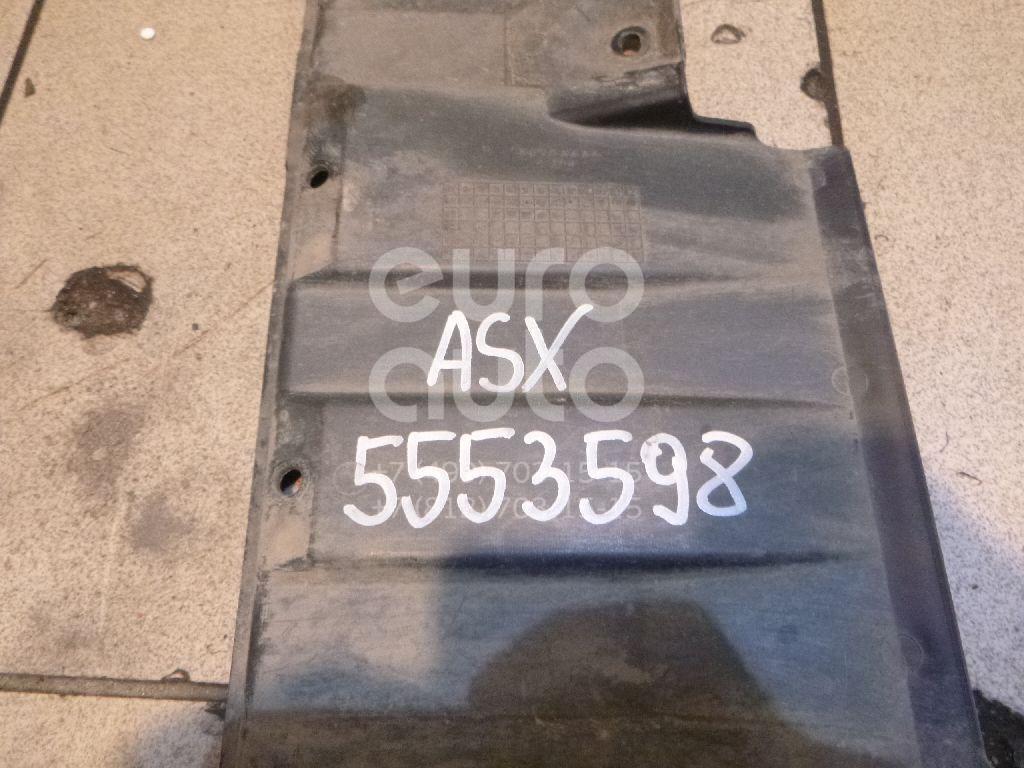 Пыльник (кузов наружные) для Mitsubishi ASX 2010-2016 - Фото №1