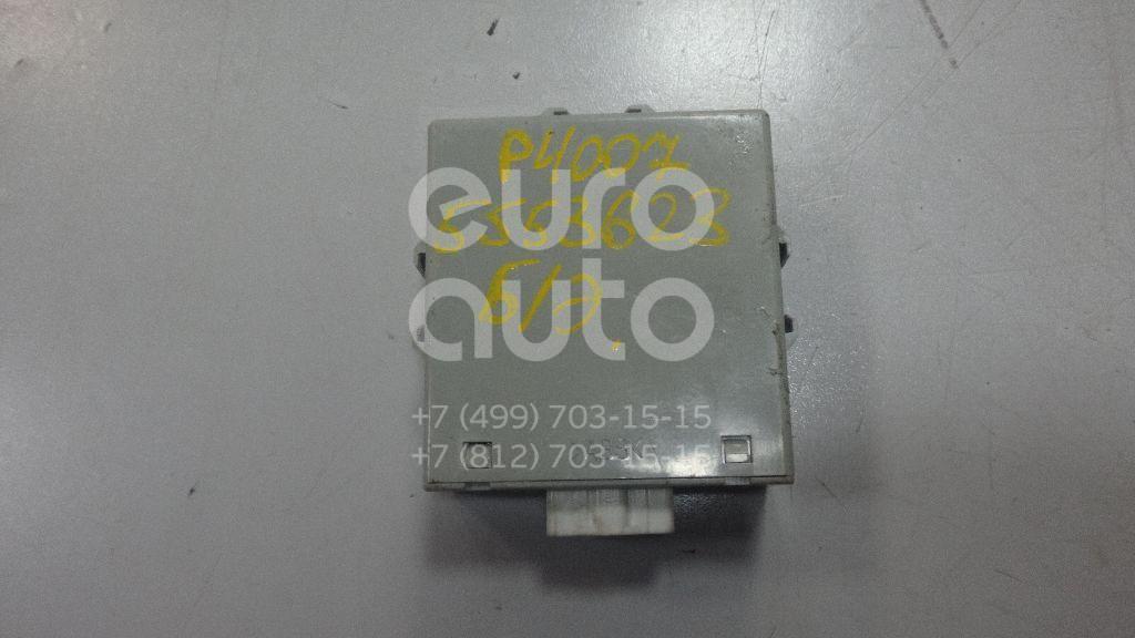 Блок электронный для Peugeot,Citroen 4007 2008-2013;C-Crosser 2008-2013 - Фото №1
