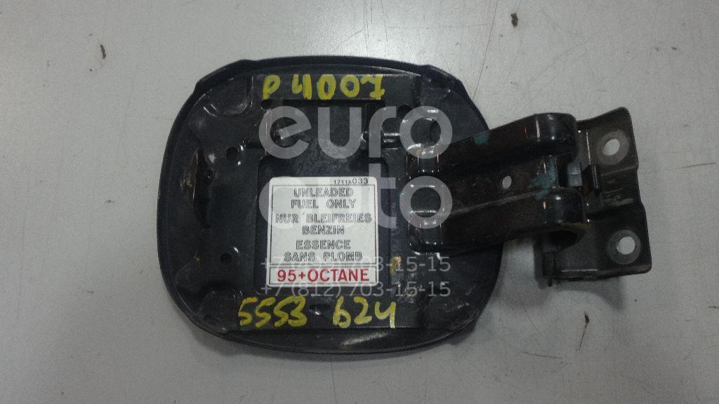 Лючок бензобака для Peugeot,Citroen 4007 2008-2013;C-Crosser 2008-2013 - Фото №1