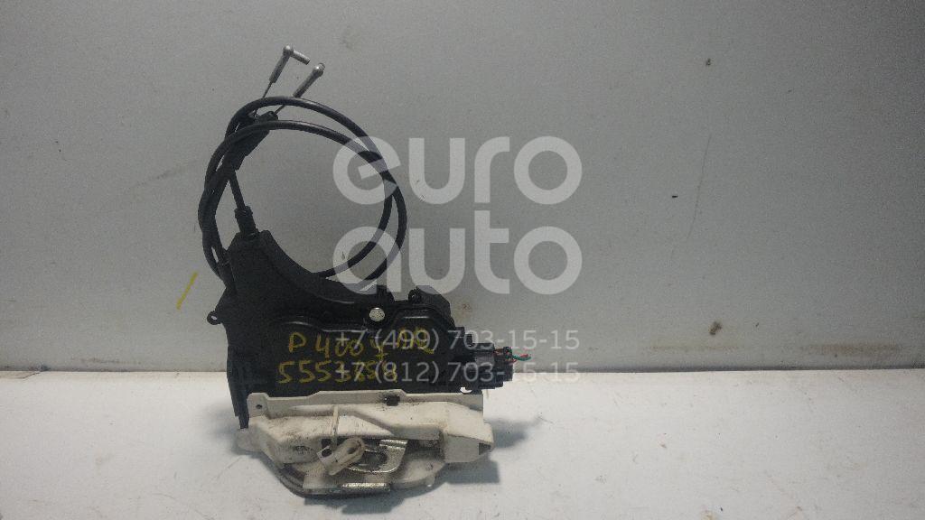 Замок двери передней правой для Peugeot,Citroen 4007 2008-2013;C-Crosser 2008-2013 - Фото №1