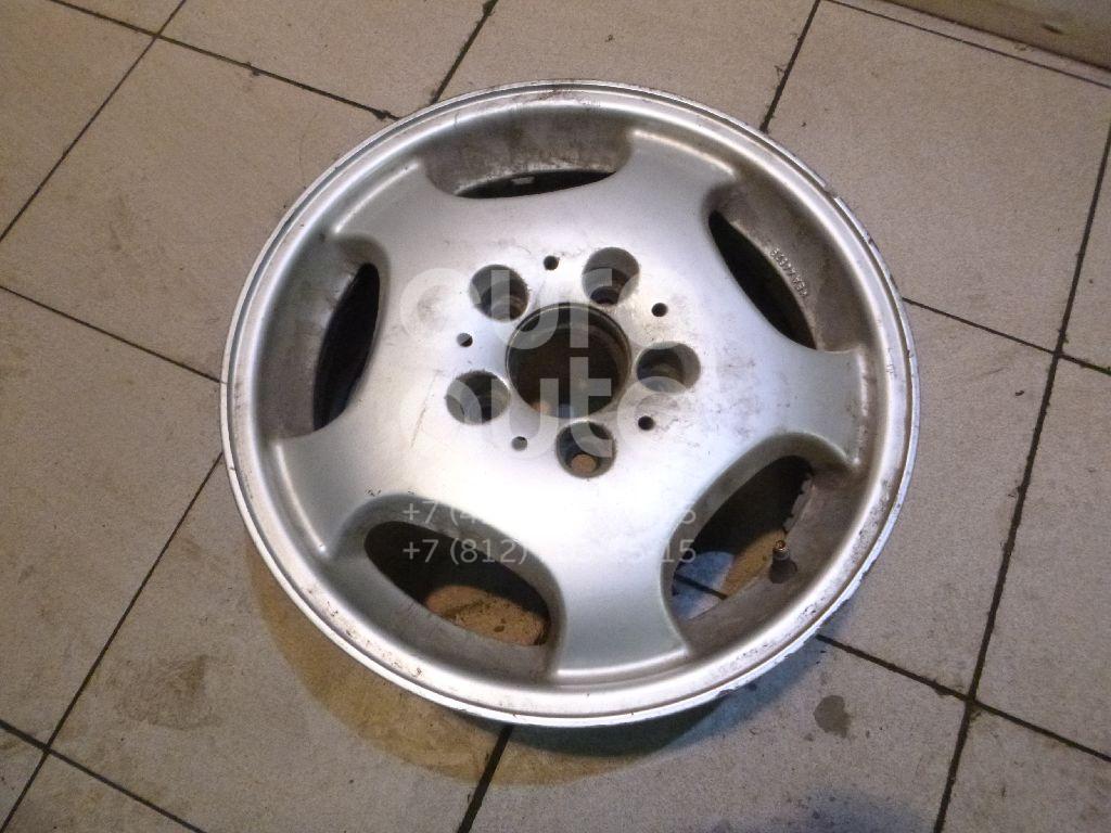 Диски колесные легкосплавные (к-кт) для Mercedes Benz A140/160 W168 1997-2004 - Фото №1