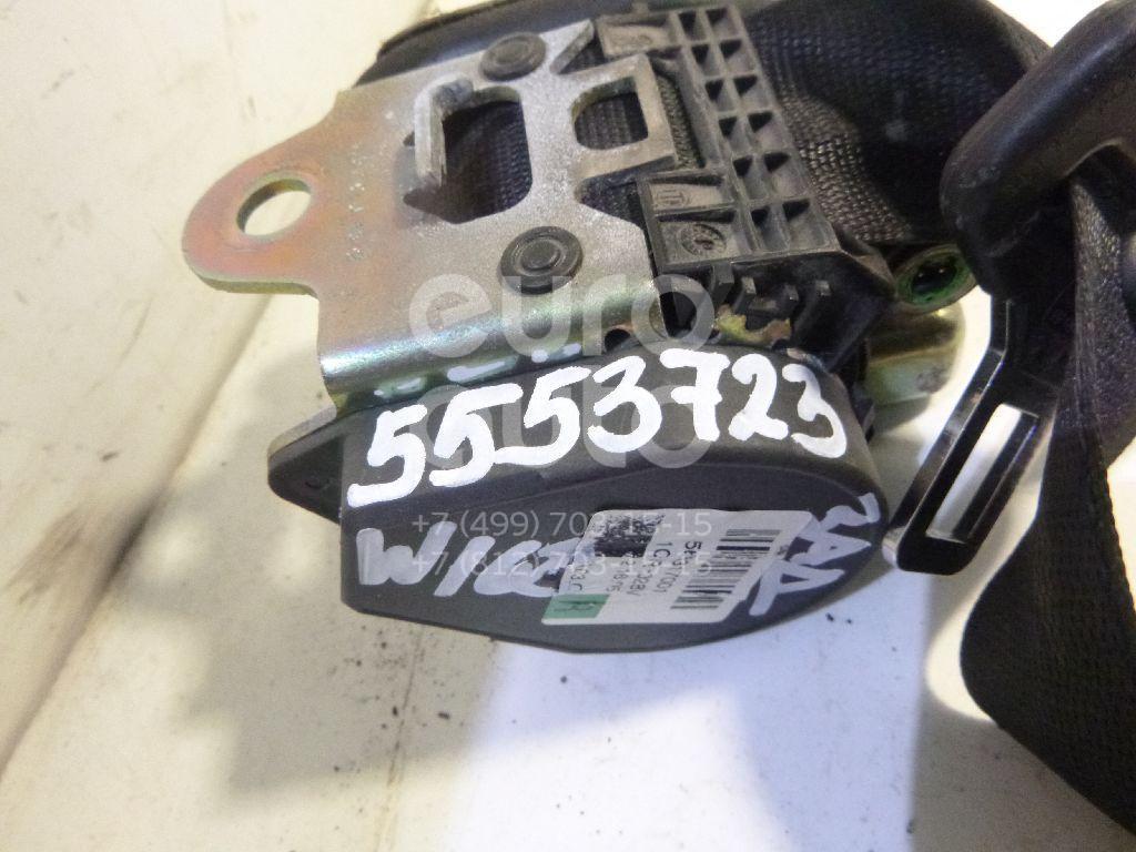 Ремень безопасности с пиропатроном для Mercedes Benz A140/160 W168 1997-2004;W210 E-Klasse 1995-2000 - Фото №1