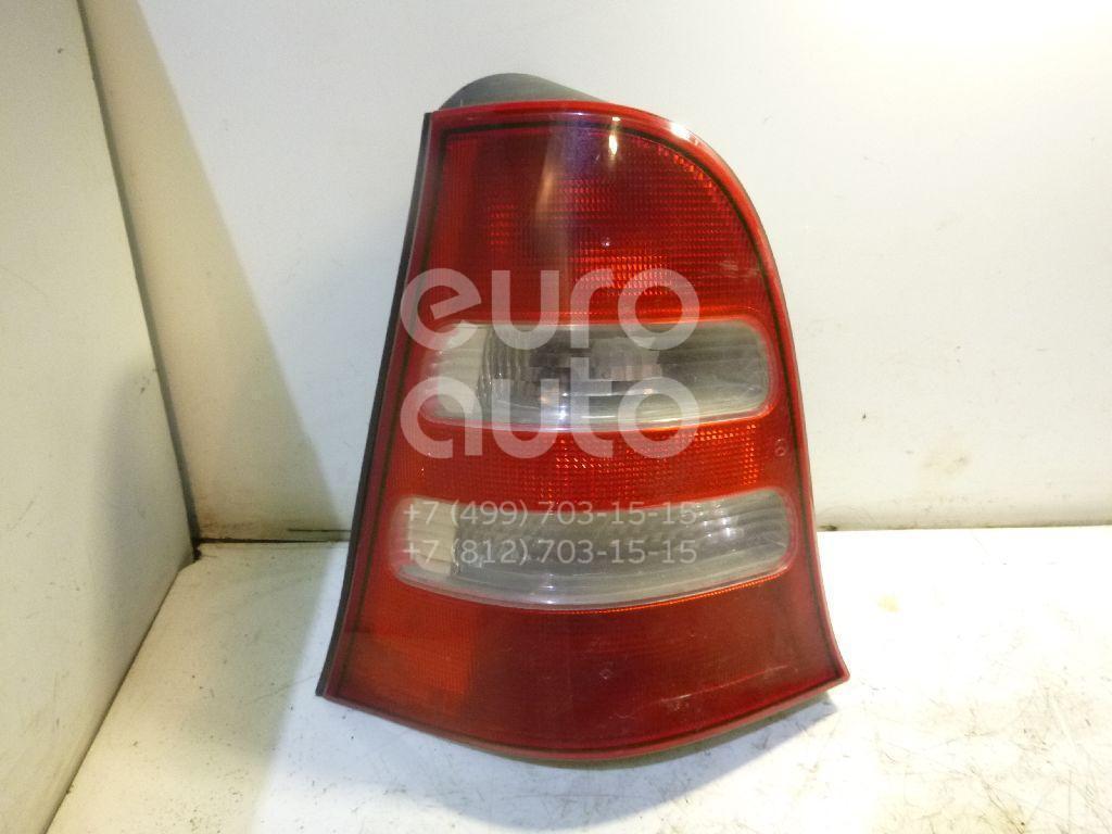 Фонарь задний левый для Mercedes Benz A140/160 W168 1997-2004 - Фото №1