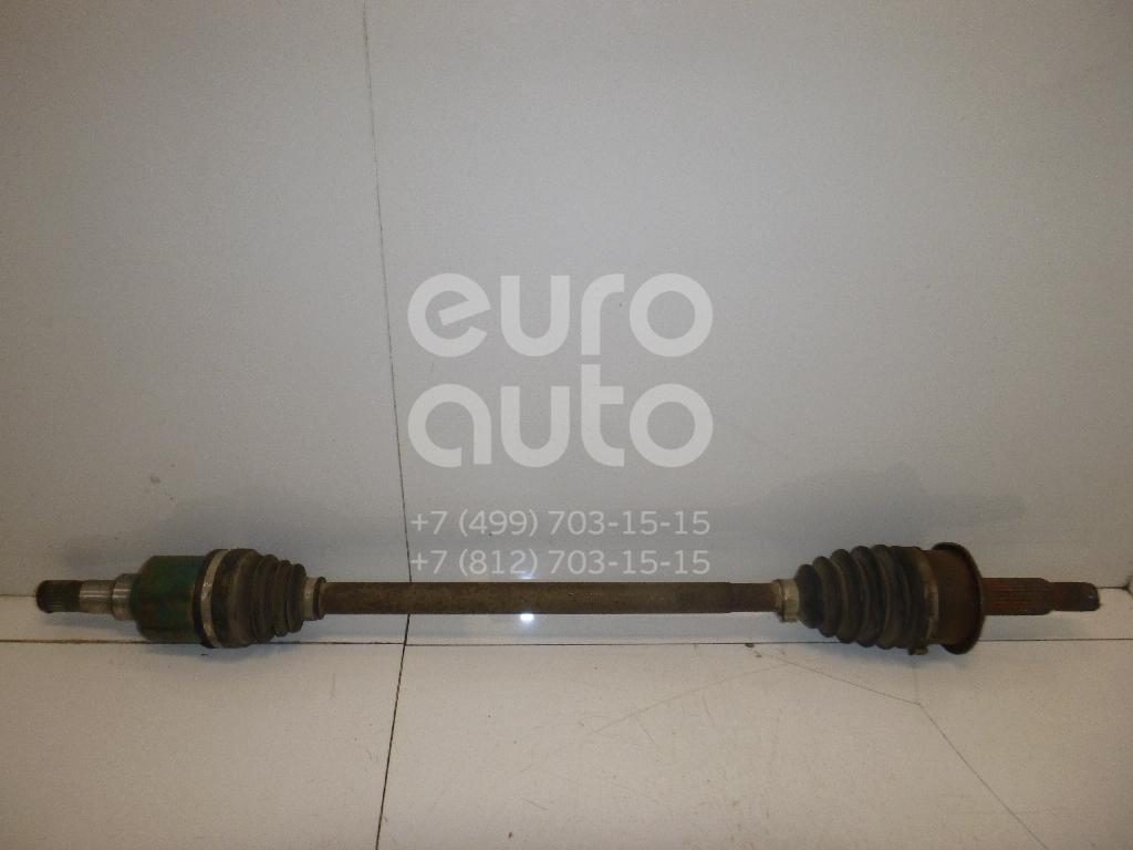 Полуось задняя левая для Peugeot,Citroen 4007 2008-2013;C-Crosser 2008-2013 - Фото №1