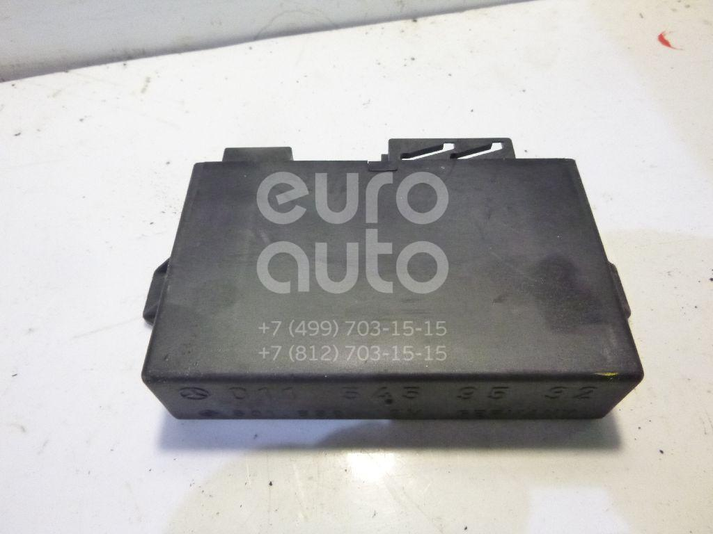 Блок электронный для Mercedes Benz A140/160 W168 1997-2004;Vito (638) 1996-2003;W140 1991-1999 - Фото №1