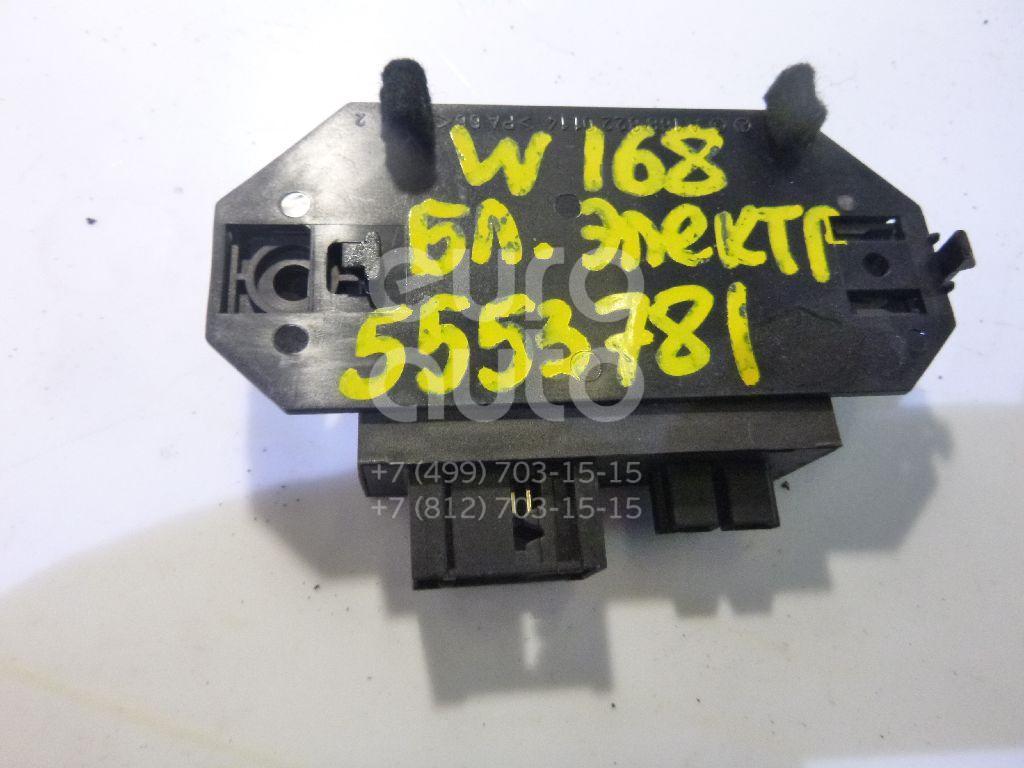 Блок электронный для Mercedes Benz A140/160 W168 1997-2004 - Фото №1