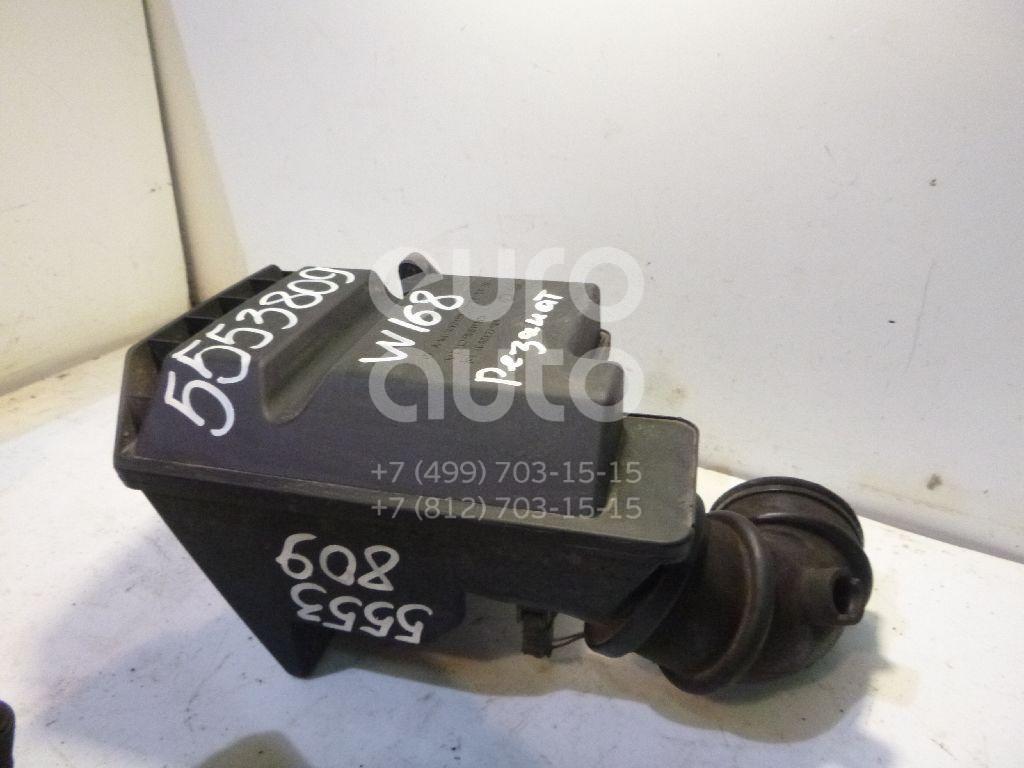Резонатор воздушного фильтра для Mercedes Benz A140/160 W168 1997-2004;VANEO W414 2001-2006 - Фото №1