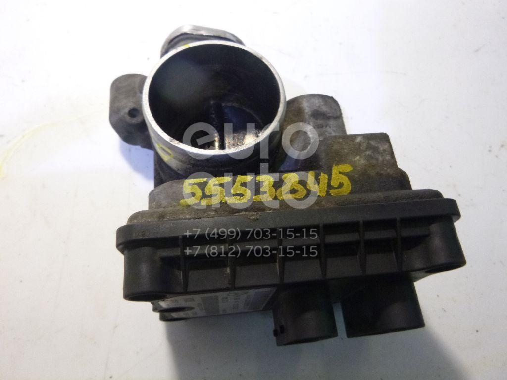 Заслонка дроссельная электрическая для Mercedes Benz A140/160 W168 1997-2004 - Фото №1