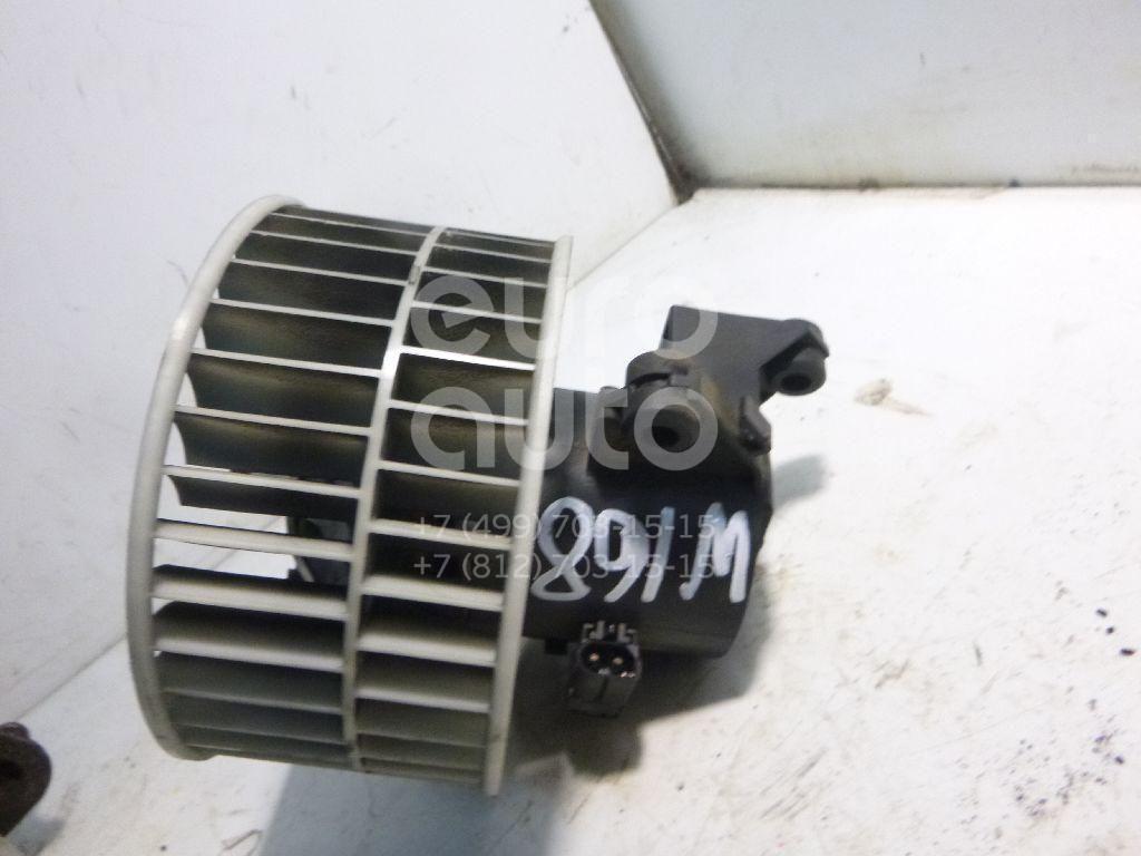 Моторчик отопителя для Mercedes Benz A140/160 W168 1997-2004 - Фото №1