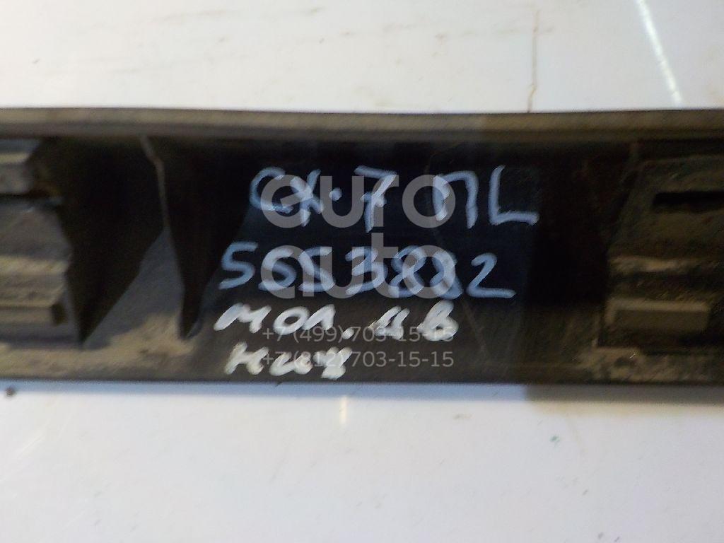 Накладка двери передней левой для Mazda CX 7 2007-2012 - Фото №1