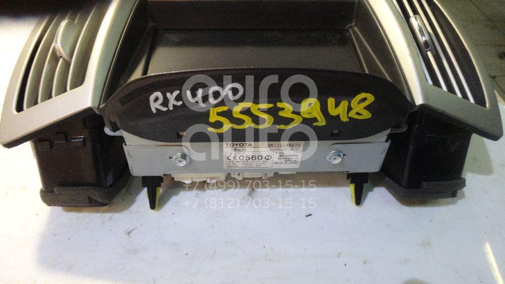 Дисплей информационный для Lexus RX 300/330/350/400h 2003-2009 - Фото №1