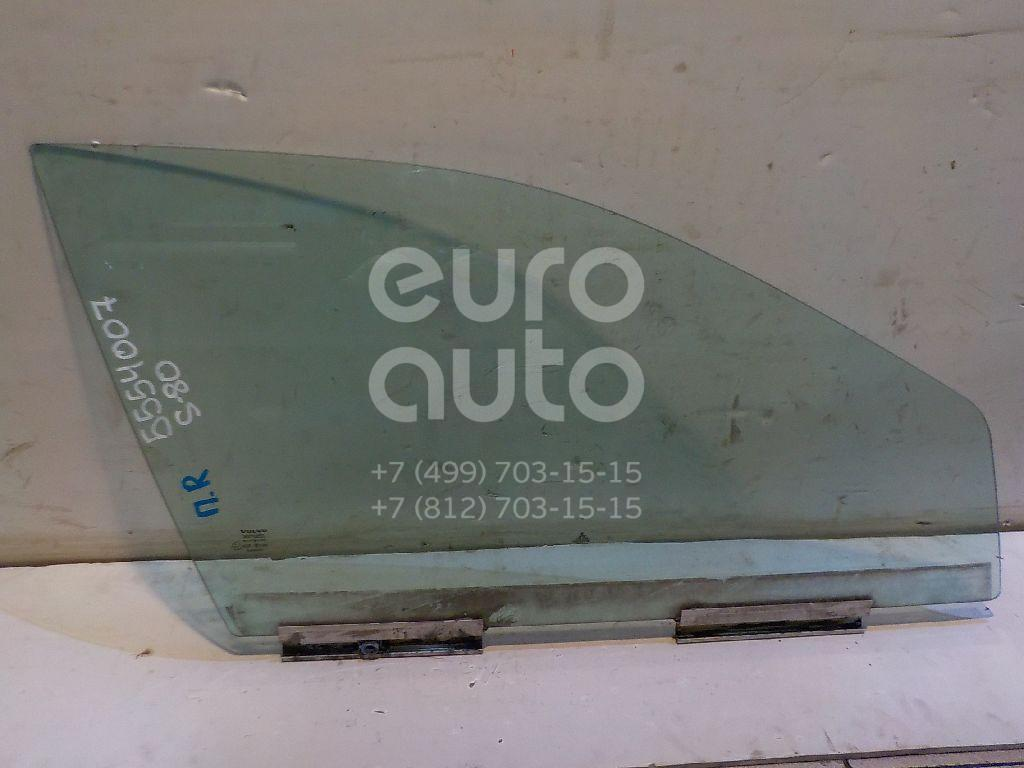 Стекло двери передней правой для Volvo S80 1998-2006 - Фото №1