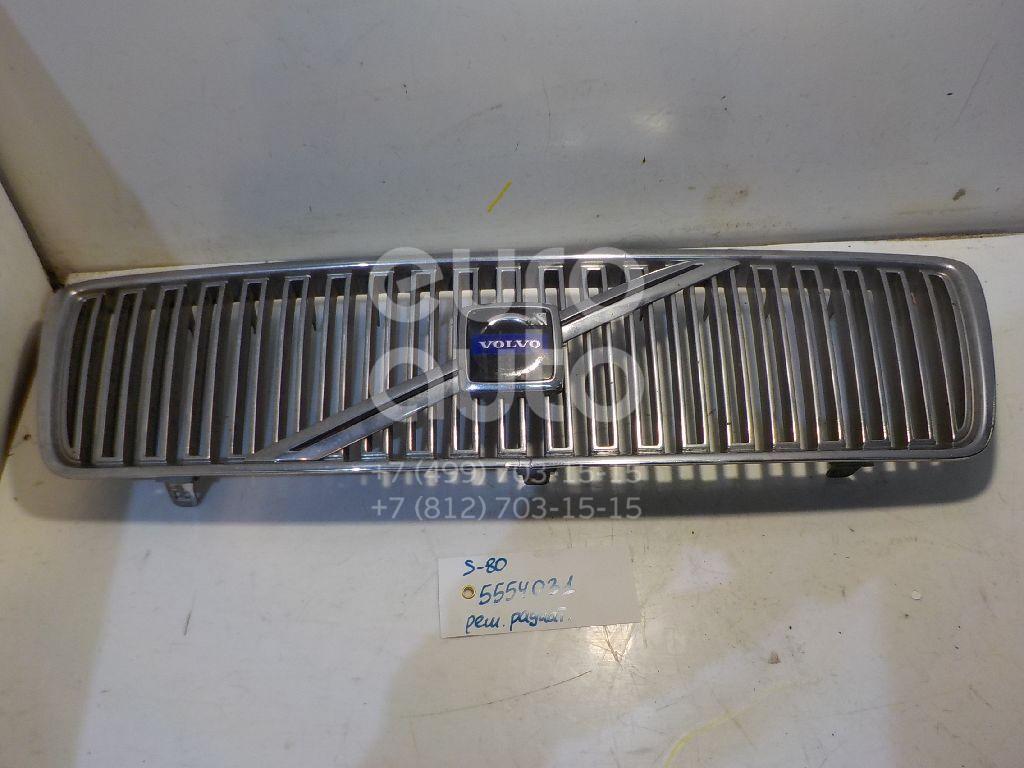 Решетка радиатора для Volvo S80 1998-2006 - Фото №1