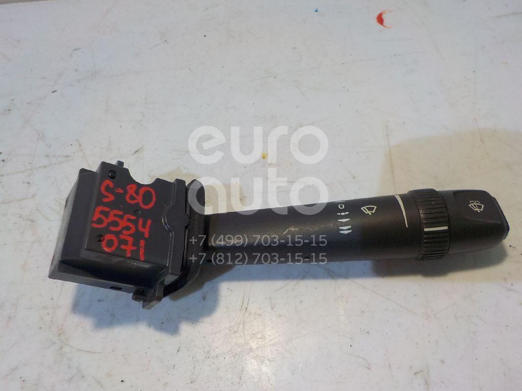 Переключатель стеклоочистителей для Volvo S80 1998-2006;S60 2000-2009 - Фото №1