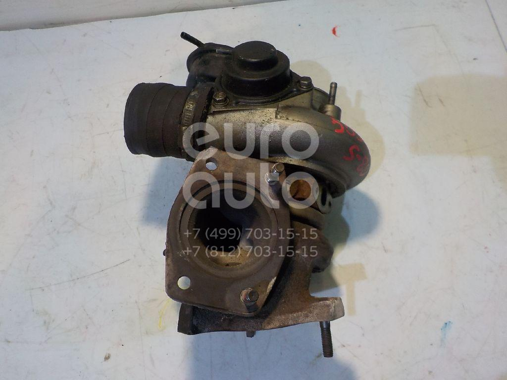Турбокомпрессор (турбина) для Volvo S80 1998-2006;S70 1997-2001;XC70 Cross Country 2000-2006;C70 1997-2002;S60 2000-2009 - Фото №1