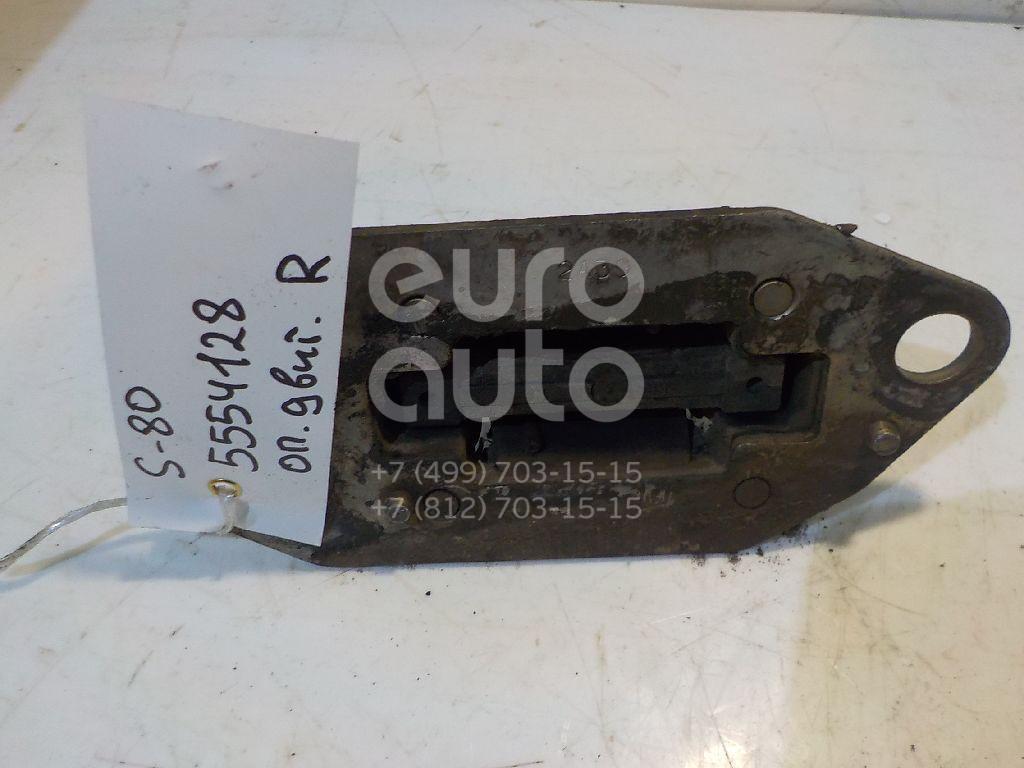 Опора двигателя правая для Volvo S80 1998-2006;XC90 2002-2015;V70 2001-2006;XC70 Cross Country 2000-2006;S60 2000-2009 - Фото №1