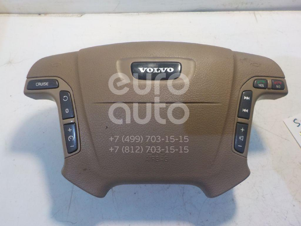 Подушка безопасности в рулевое колесо для Volvo S80 1998-2006;XC70 Cross Country 2000-2006 - Фото №1