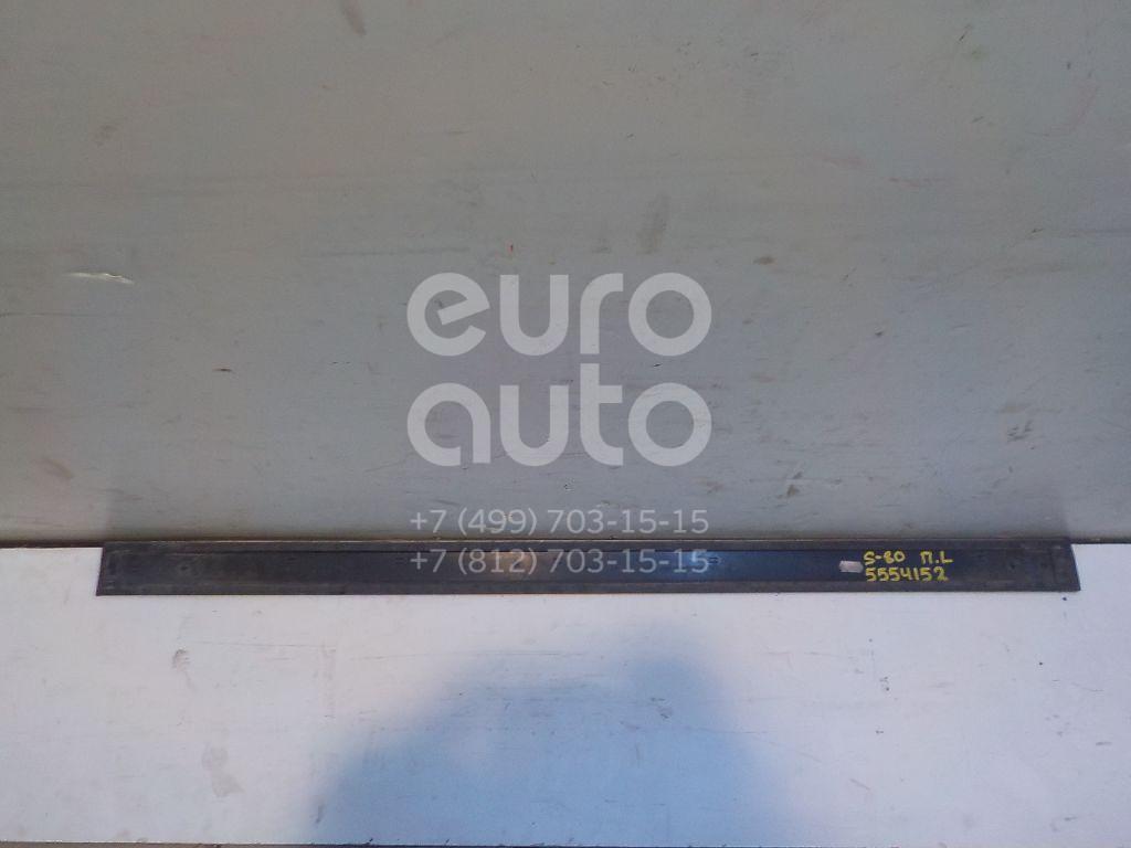 Молдинг передней левой двери для Volvo S80 1998-2006 - Фото №1