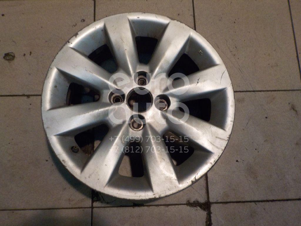 Диск колесный легкосплавный для Suzuki Liana 2001-2007 - Фото №1