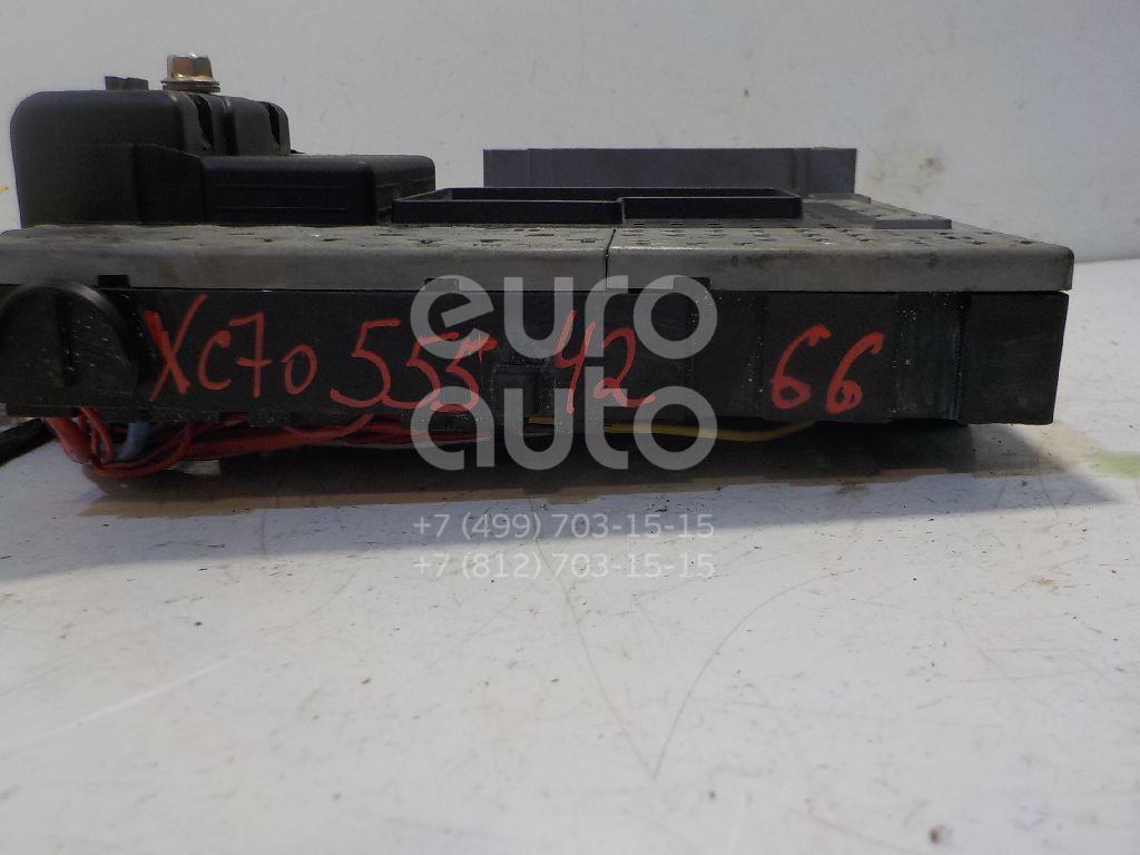 Блок предохранителей для Volvo XC70 Cross Country 2000-2006;XC90 2002-2015;S80 1998-2006;S60 2000-2009 - Фото №1