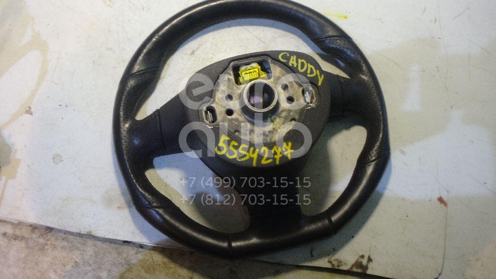 Рулевое колесо с AIR BAG для VW Caddy III 2004-2016 - Фото №1
