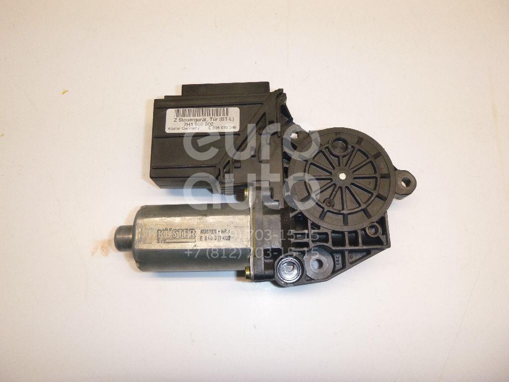 Стеклоподъемник электр. передний правый для VW Transporter T5 2003> - Фото №1