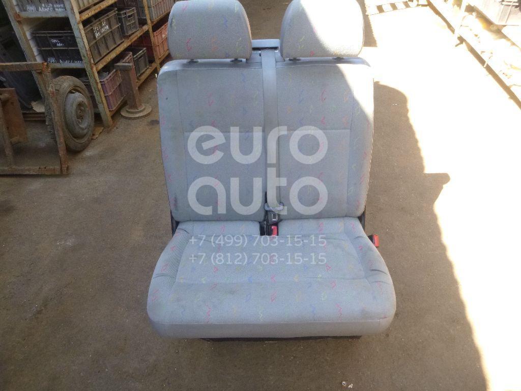 Сиденье переднее правое двойное для VW Transporter T5 2003-2015 - Фото №1