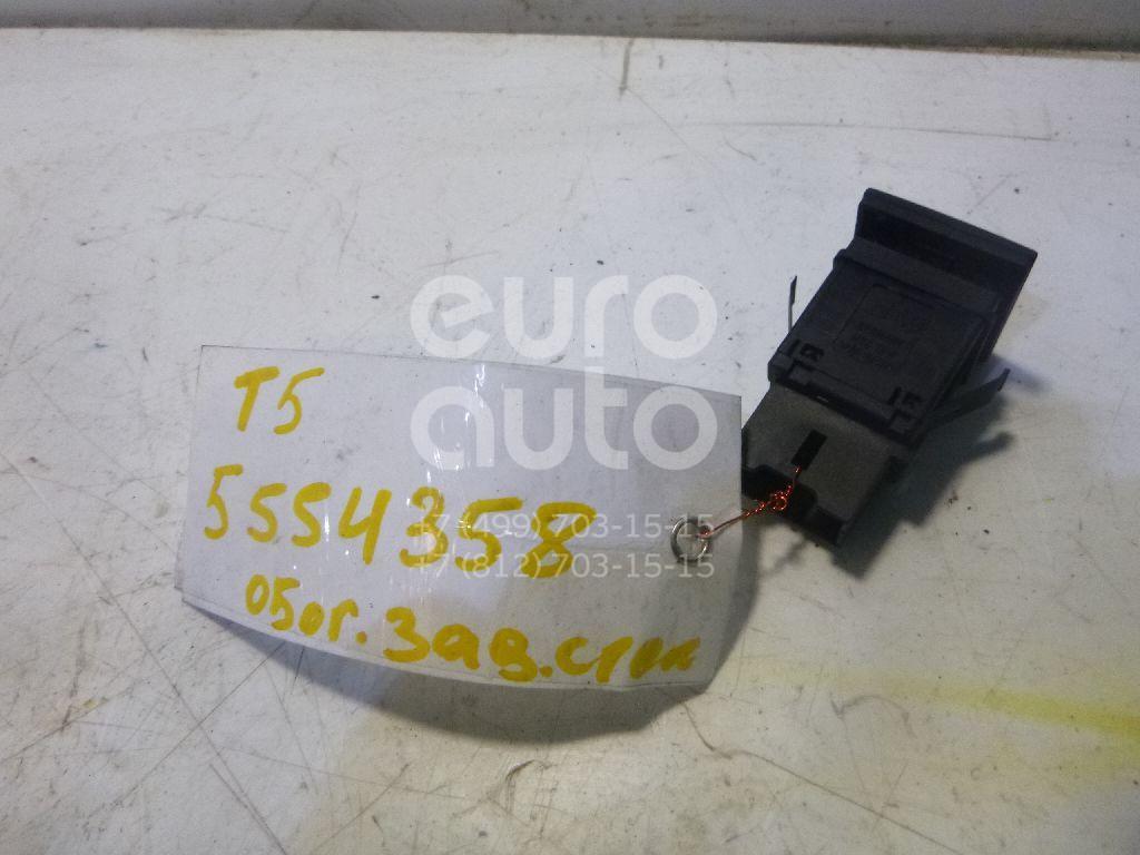 Кнопка обогрева заднего стекла для VW Transporter T5 2003> - Фото №1