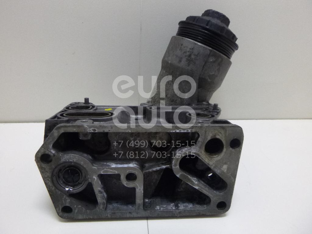 Корпус масляного фильтра для VW Transporter T5 2003-2015;Touareg 2002-2010 - Фото №1