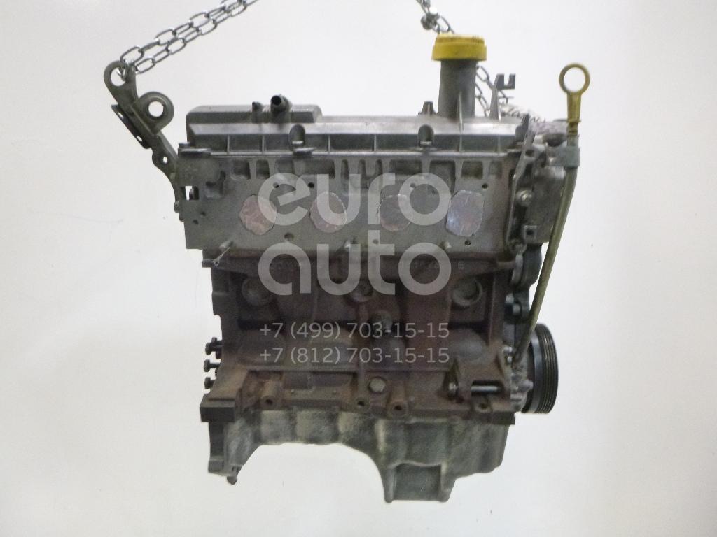 Двигатель для Renault Logan 2005-2014;Megane I 1996-1999;Scenic 1996-1999;Clio II/Symbol 1998-2008 - Фото №1