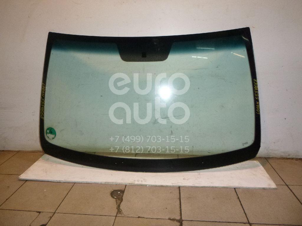 Стекло лобовое (ветровое) для Renault,VAZ Logan 2005-2014;Lada Largus 2011> - Фото №1