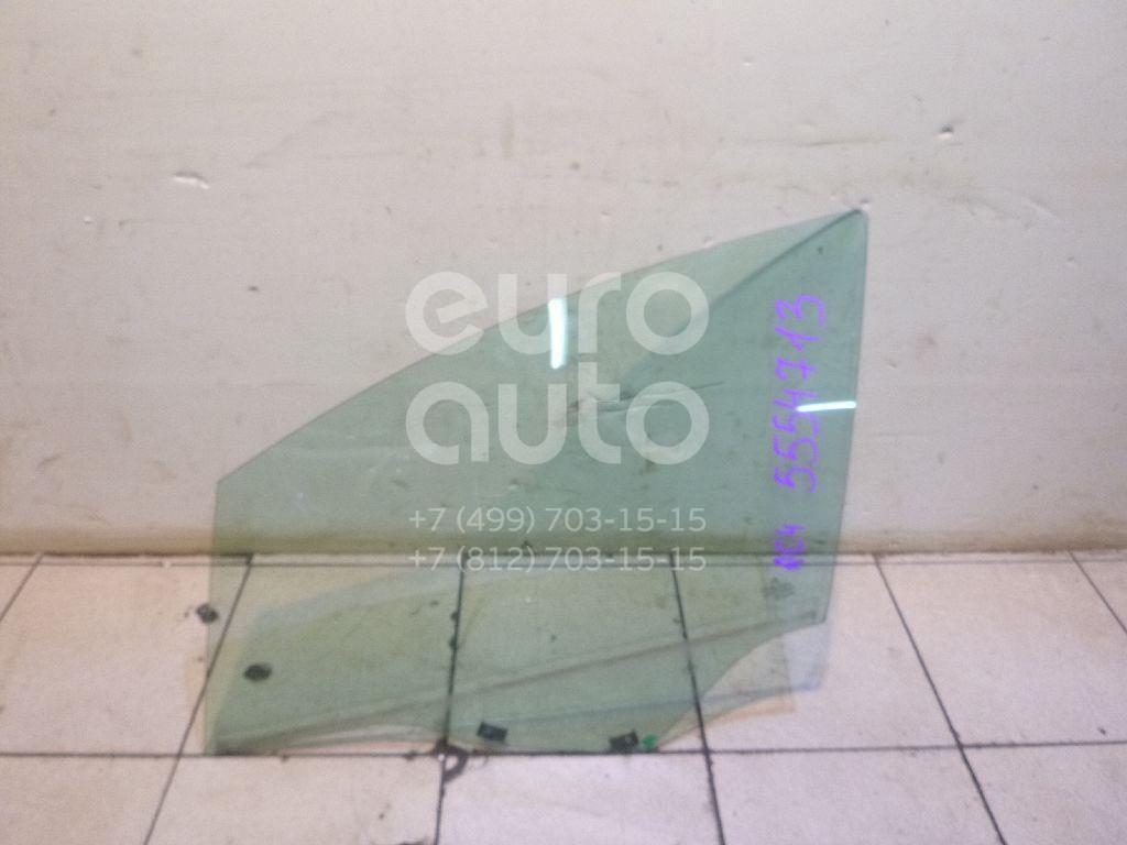 Стекло двери передней левой для Citroen C4 2005-2011 - Фото №1