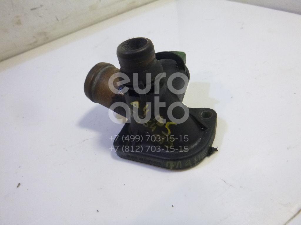 Фланец двигателя системы охлаждения для VW A4 [B5] 1994-2000;Passat [B5] 1996-2000;A4 [B6] 2000-2004;Passat [B5] 2000-2005 - Фото №1