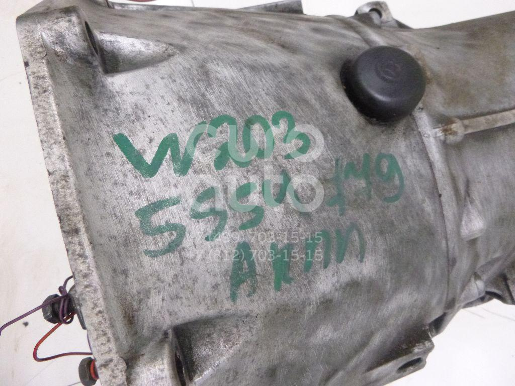 АКПП (автоматическая коробка переключения передач) для Mercedes Benz W203 2000-2006;W211 E-Klasse 2002-2009 - Фото №1
