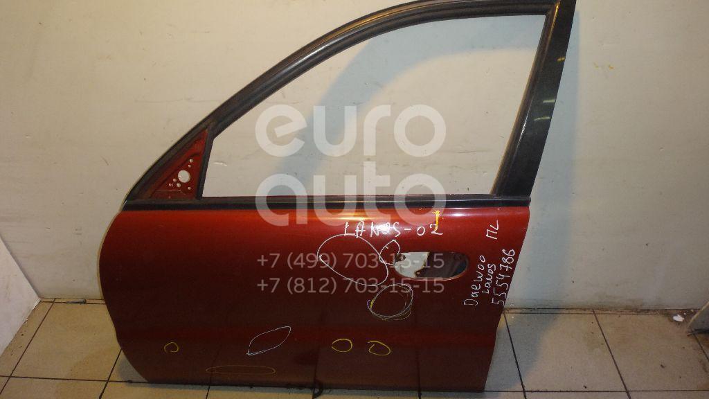 Дверь передняя левая для Daewoo,Chevrolet Lanos 1997-2009;Lanos 2004-2010 - Фото №1