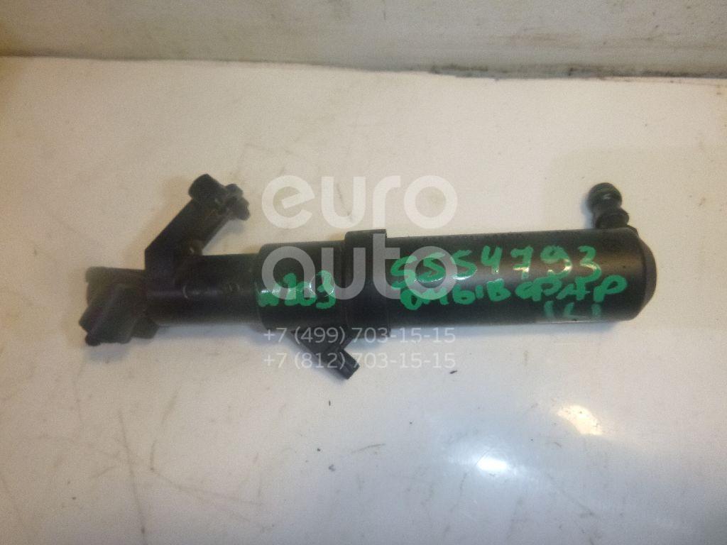Форсунка омывателя фары для Mercedes Benz W203 2000-2006 - Фото №1