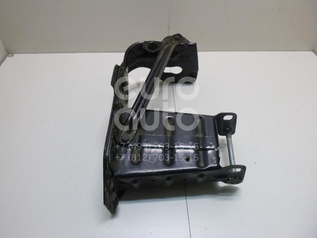 Кронштейн усилителя переднего бампера левый для Mercedes Benz W203 2000-2006 - Фото №1