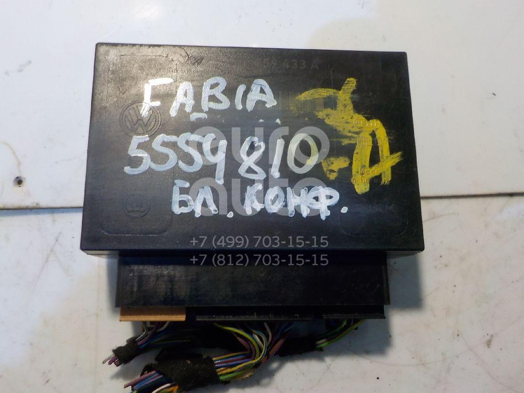 Блок комфорта для Skoda Fabia 2007-2015;Roomster 2006-2015 - Фото №1