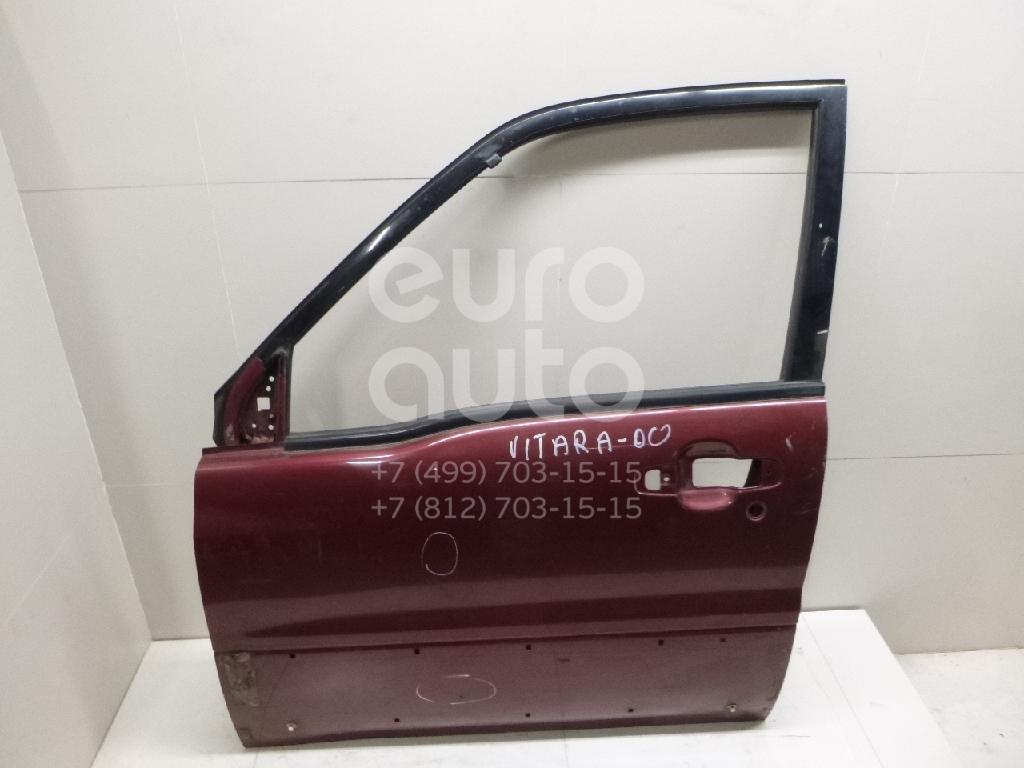 Дверь передняя левая для Suzuki Grand Vitara 1998-2005 - Фото №1