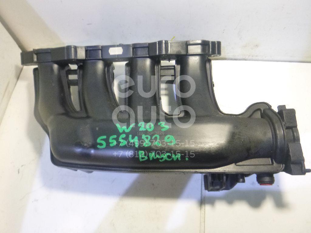 Коллектор впускной для Mercedes Benz W203 2000-2006;C209 CLK coupe 2002-2009 - Фото №1