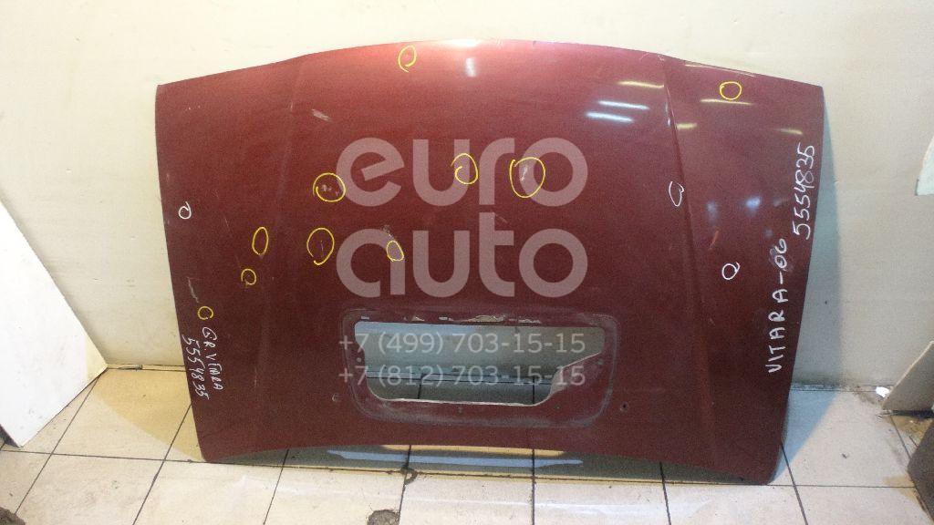 Капот для Suzuki Grand Vitara 1998-2005 - Фото №1