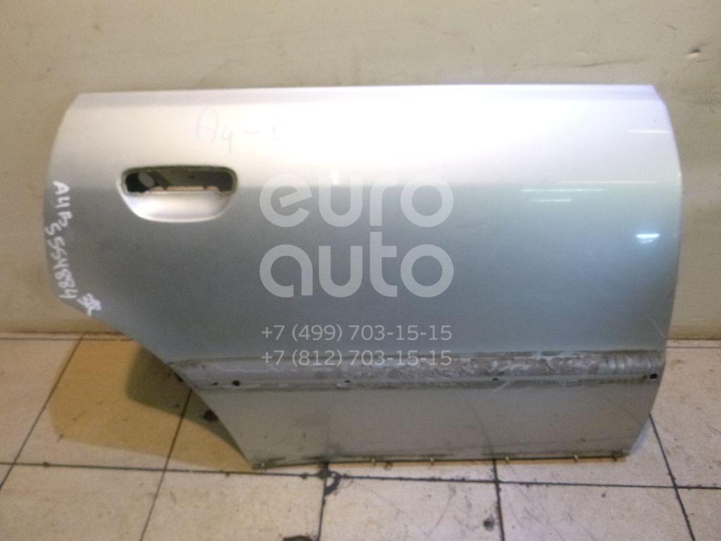 Дверь задняя правая для Audi A4 [B5] 1994-2001 - Фото №1