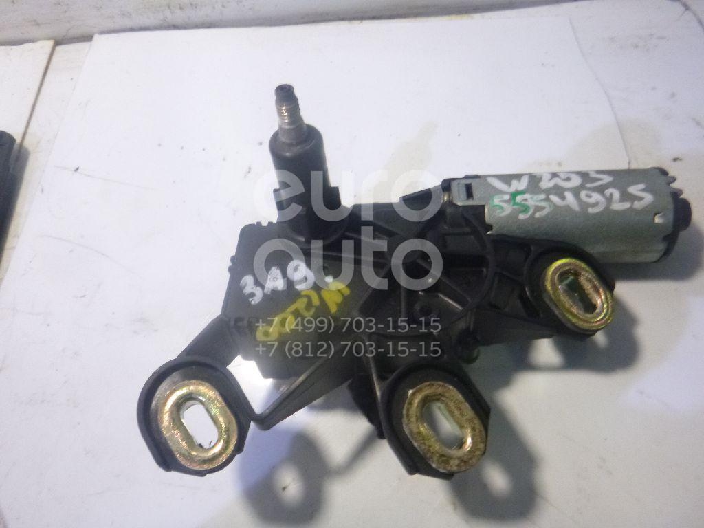 Моторчик стеклоочистителя задний для Mercedes Benz W203 2000-2006 - Фото №1