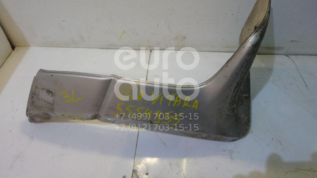 Брызговик задний левый для Suzuki Grand Vitara 1998-2005 - Фото №1